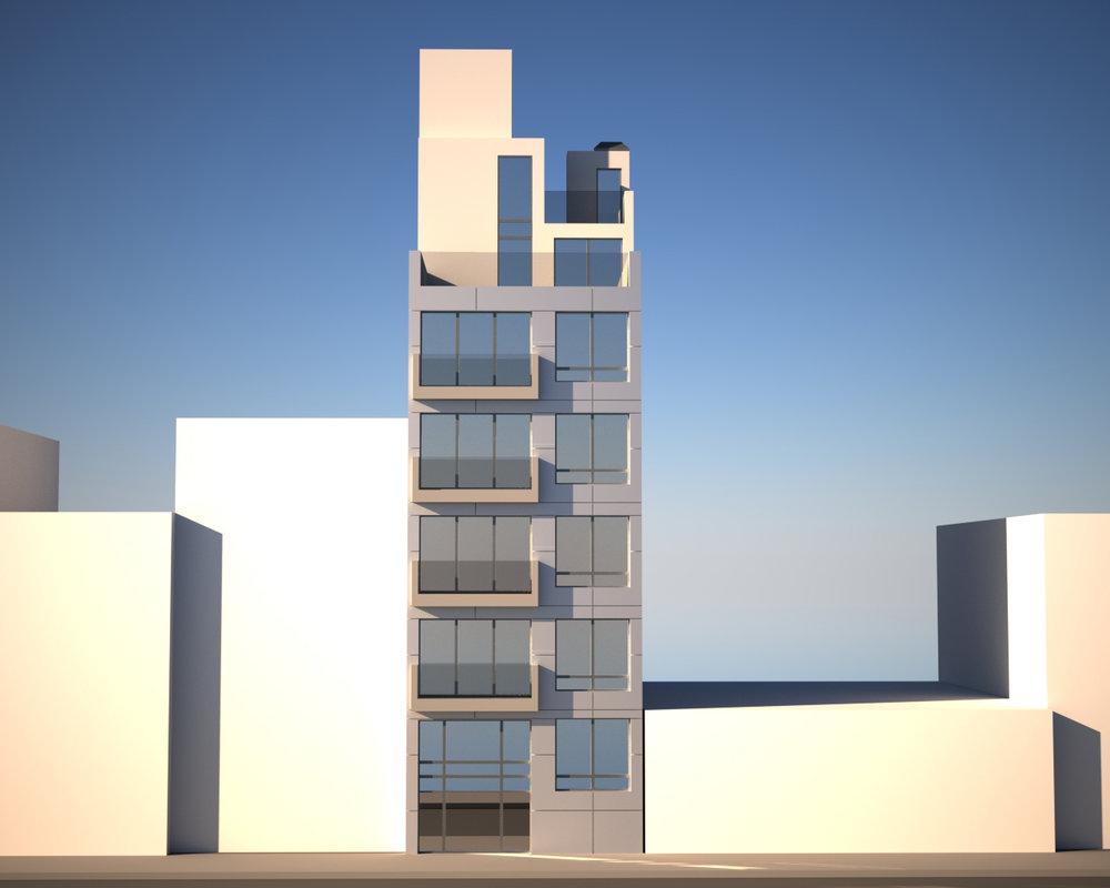5.5 Story Condo Building