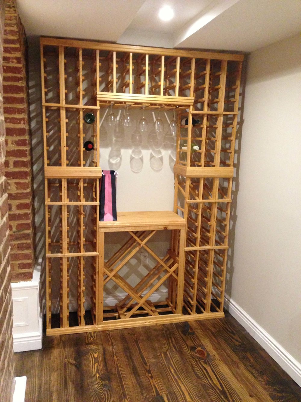 Beautiful Wine Cellar