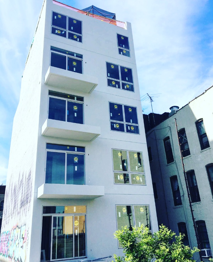 161 dupont condo building exterior.JPG