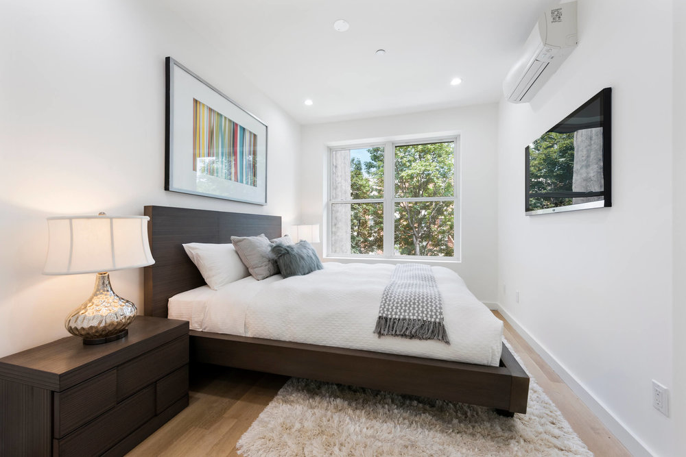 Fully Designed Master Bedroom