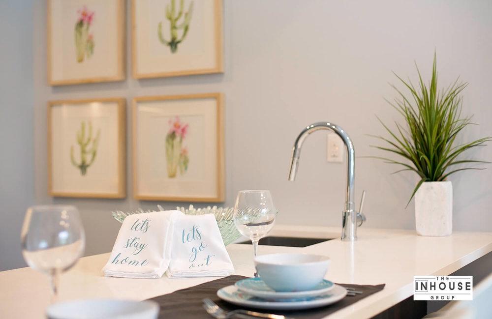 Cozy Kitchen Details