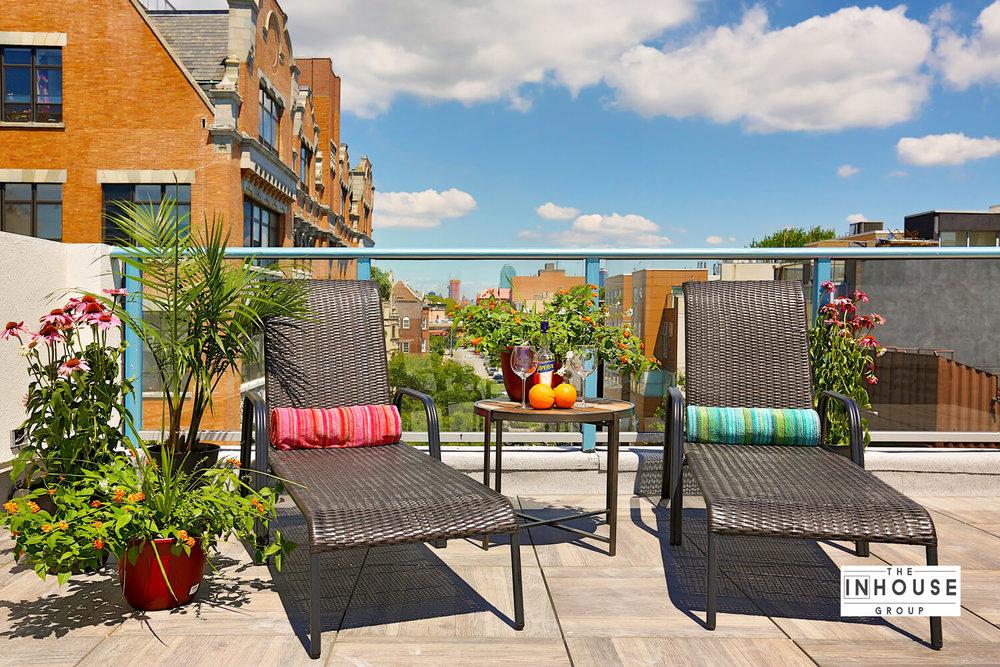 Summer Rooftop Getaway