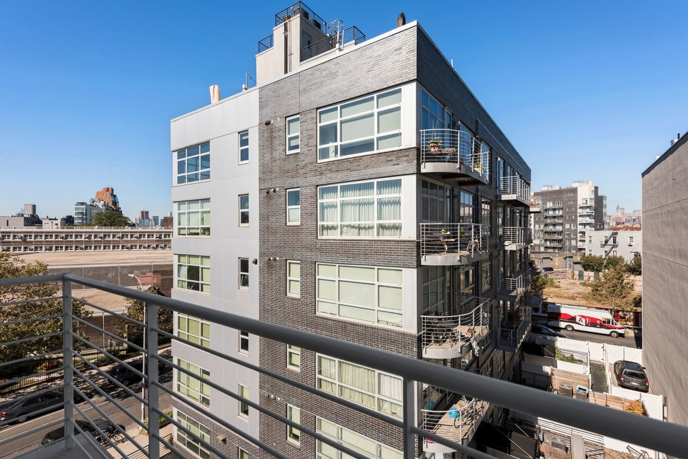 Greenpoint Condo Building by M Development