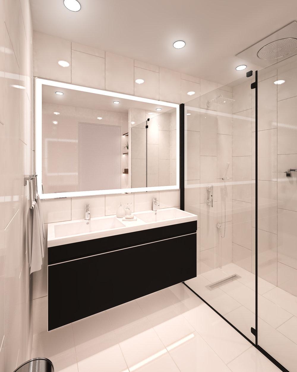 Modern Bathroom Interior Design