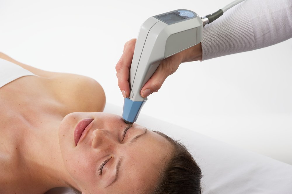 BTL EXILIS™ TREATMENT ON FACE
