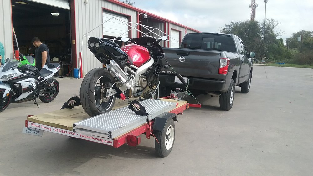 Delivered to Extreme Power Sports