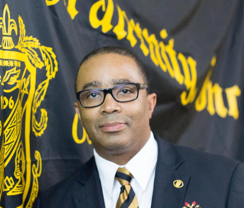 Bro. Kipp Rogers, Vice President