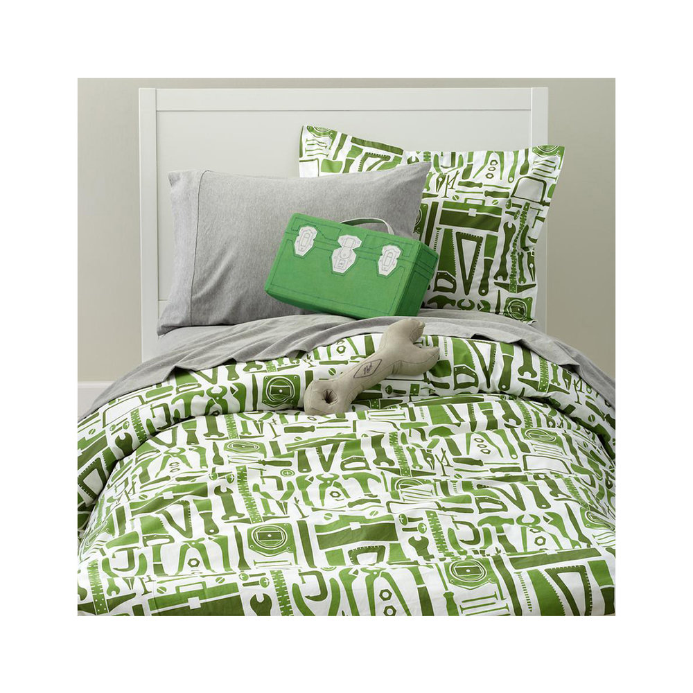 bedding for Land of Nod