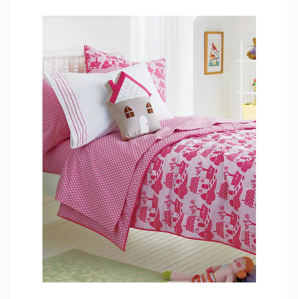 bedding design for Land of Nod