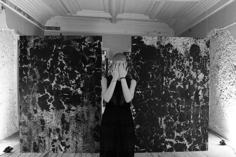 Diane Giraud (1976) is a visual artist, born in Paris, France.