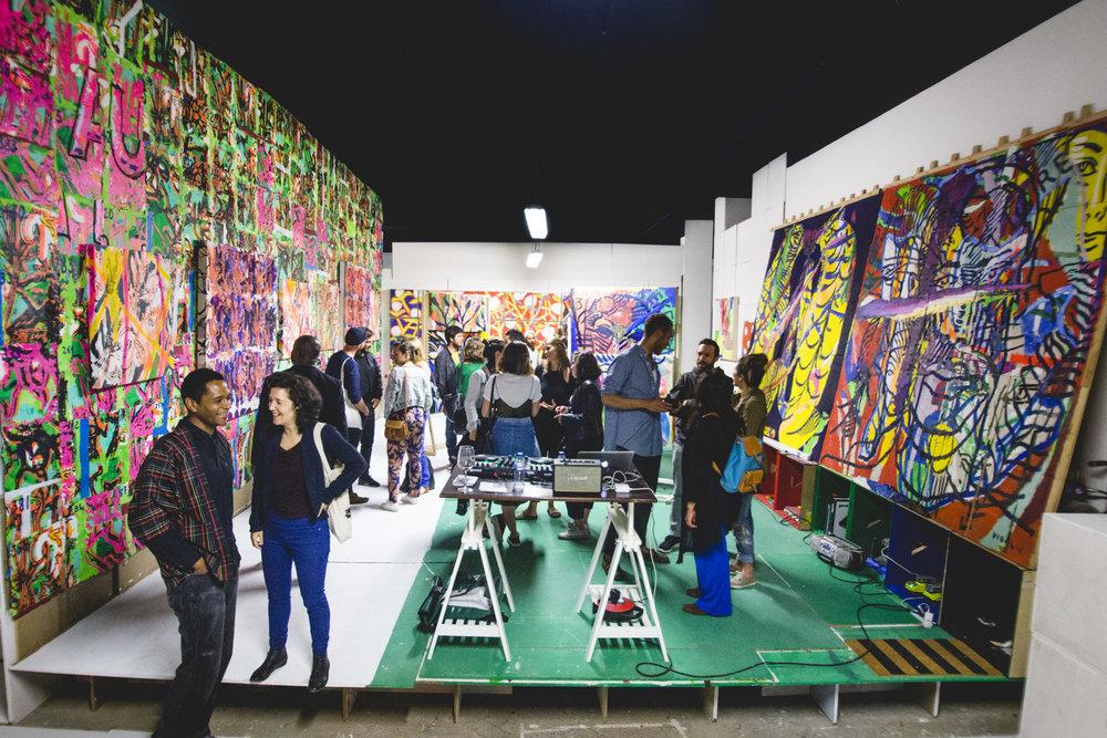 """ABR 2017: Vernissage Exposição """"Territórios""""   APR 2017: Vernissage Exhibition """"Territórios"""""""