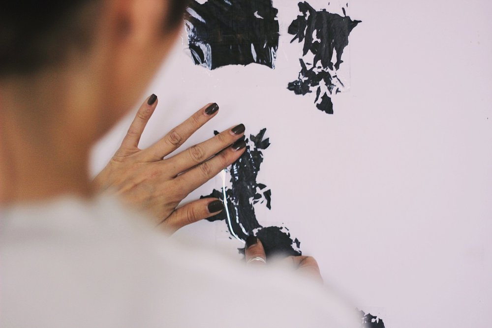 Diane Giraud  |  behind the scenes