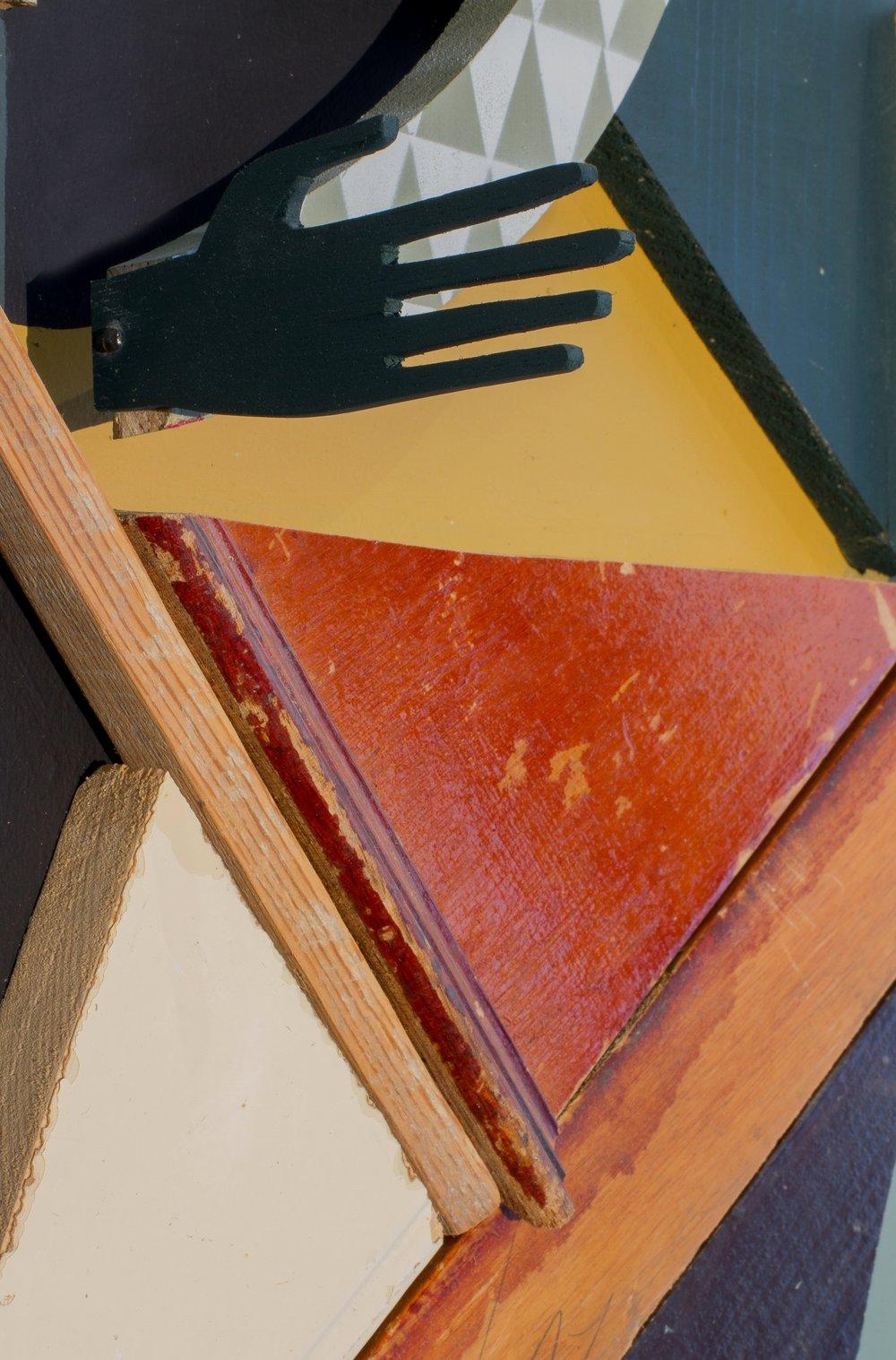 detail: reclaimed wood | image: Marcelo Duarte @graphosbrasil
