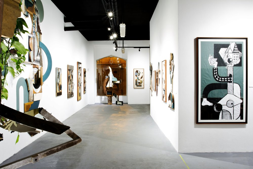 "Exhibition ""no future without memory"" | image: Marcelo Duarte @graphosbrasil"