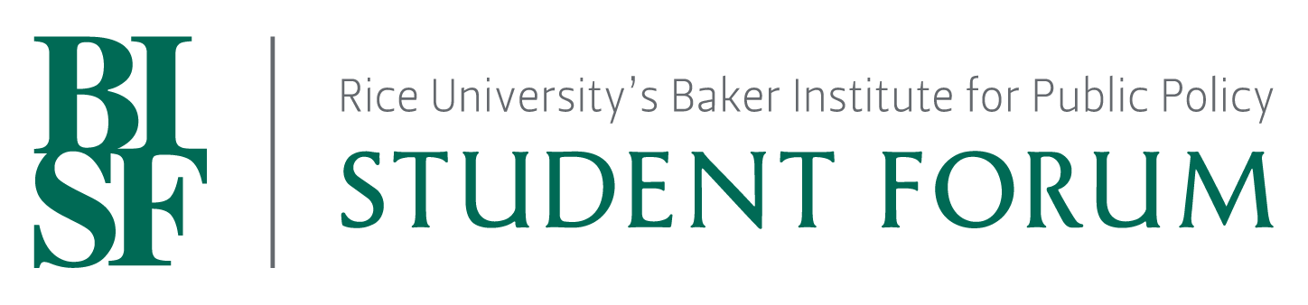 Baker Institute Student Forum