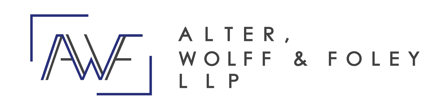 Alter, Wolff & Foley