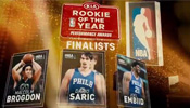 Rookie of the Year   Charles Barkley & Shaq discuss the finalists for Rookie of the Year