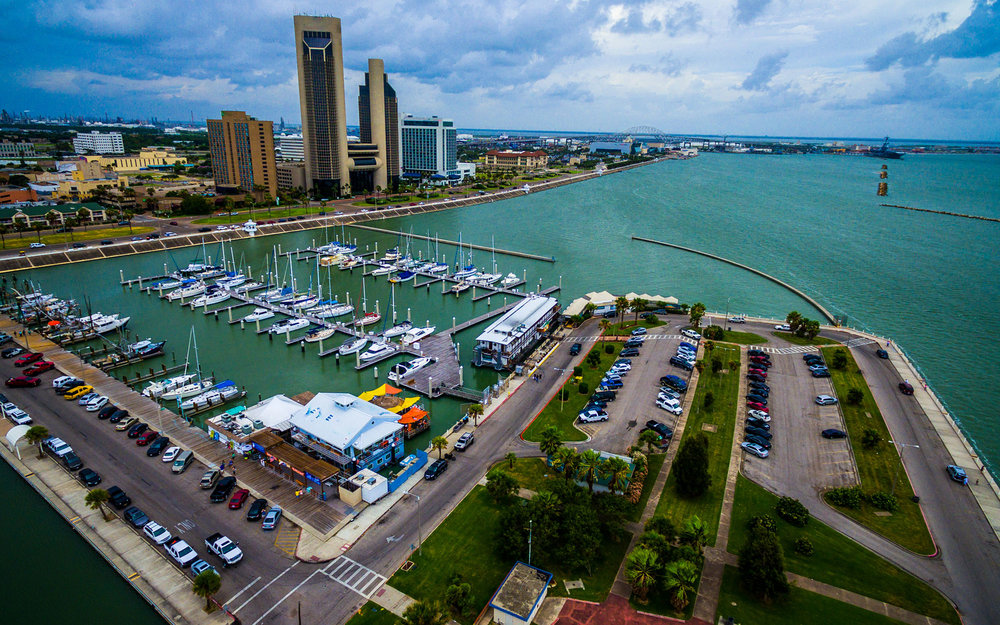 Today The Port Of Corpus Christi Waterfront Is Home To Regions Principal Conference Center A Minor League Ballpark Which Perennially Enjoys One