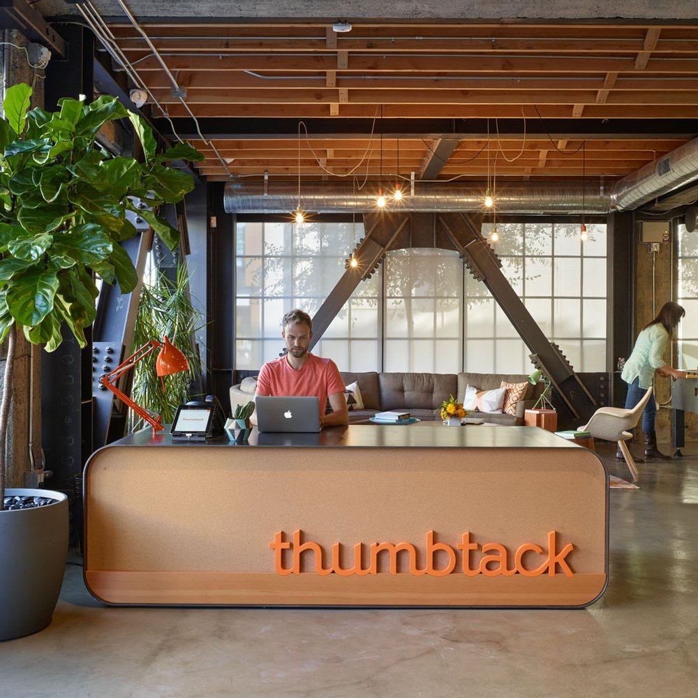 THUMBTACK HQ