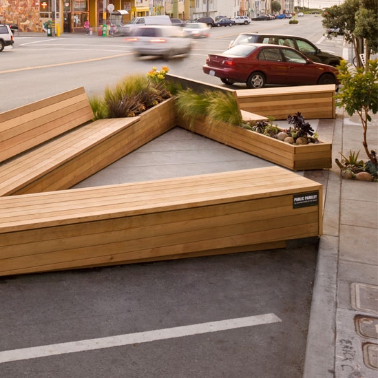 DEVIL'S TEETH PARKLET