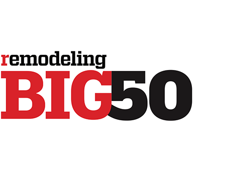Remodeling: The Big 50 2011 Award Category: Teamwork