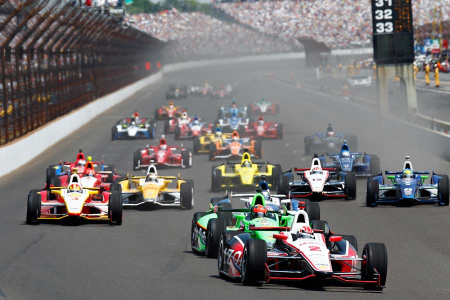 Indianapolis 500 Ticket Travel Packages