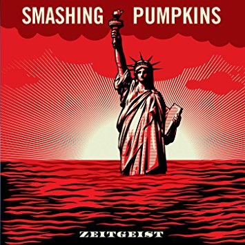 Smashing Pumpkins Zeitgeist Tours 2007, 2008. Bass, backgrounds.