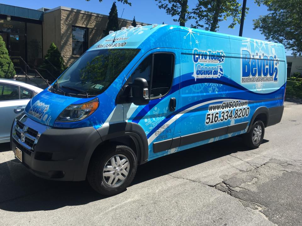 Our Install and Service Van!
