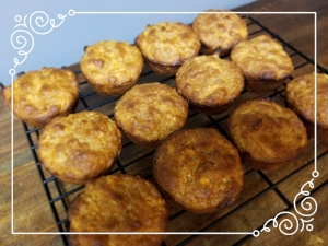 carrot-oatmeal-muffins