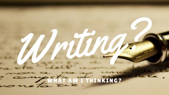 writing?