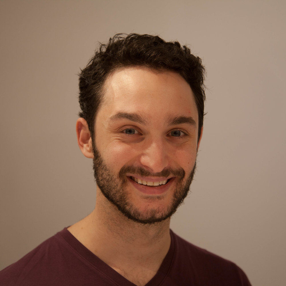 """Ben Gross """"I like that everyone in our community is excited to write good and sharable code"""""""
