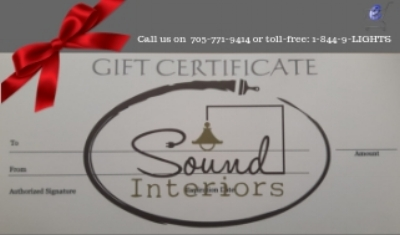 Sound Interiors!  Looking for something great for our home?