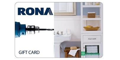 Give the gift of Home Improvement this holiday season!  SHOP LOCAL. Your locally owned and operated Rona Store is here to help!