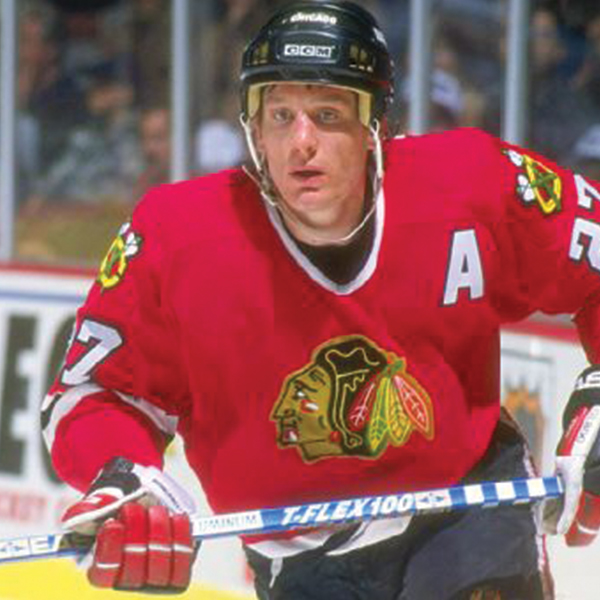 Jeremy Roenick - NHL Player
