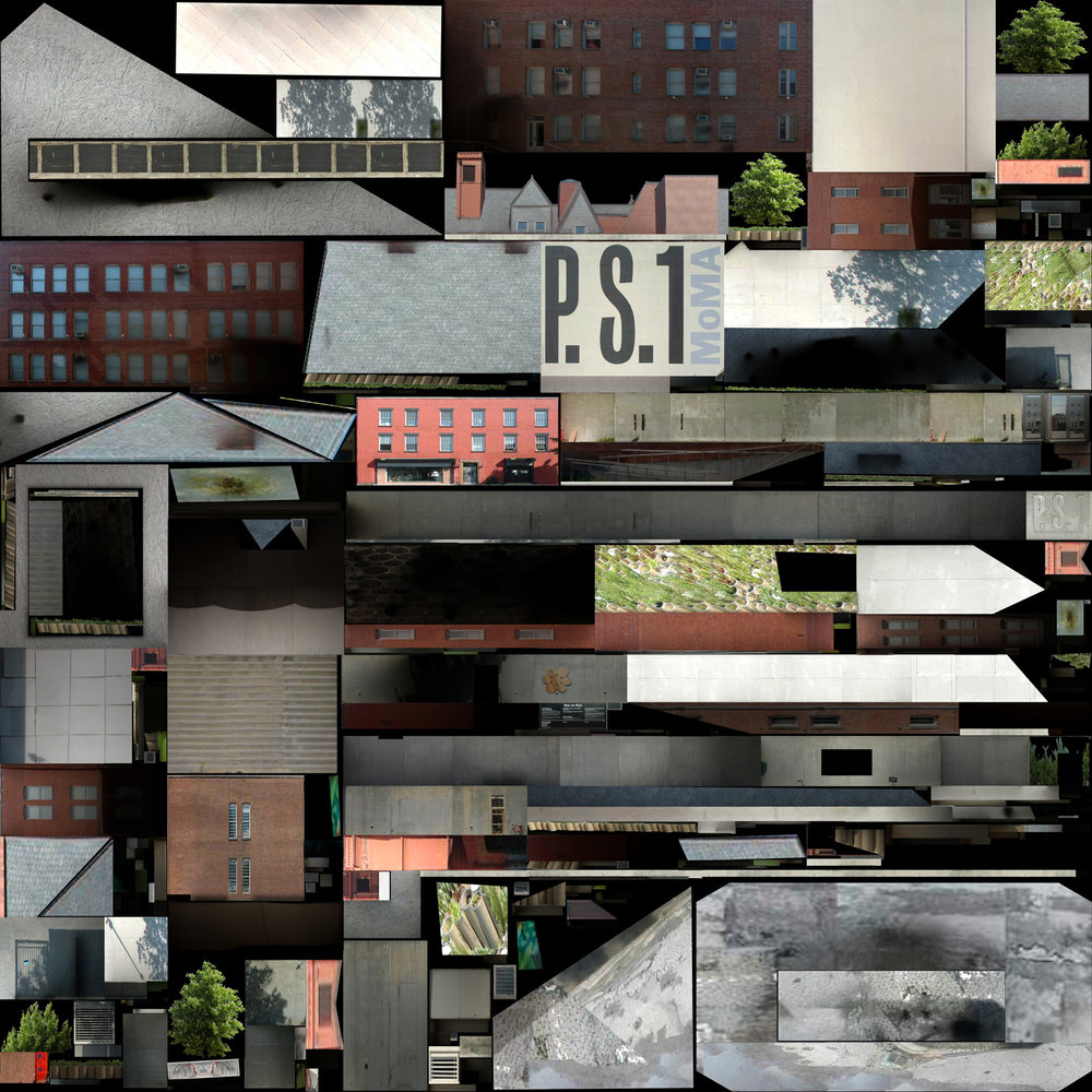 The Walls Of Contemporary Art (Coverage Topography Series) Martin Lenclos