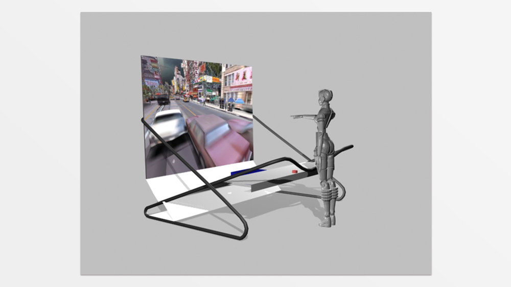 NYXTNY Installation Siggraph