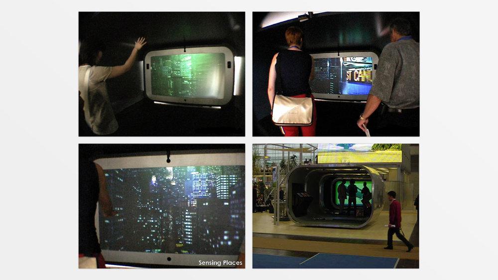 Installation New York Virtual Siggraph