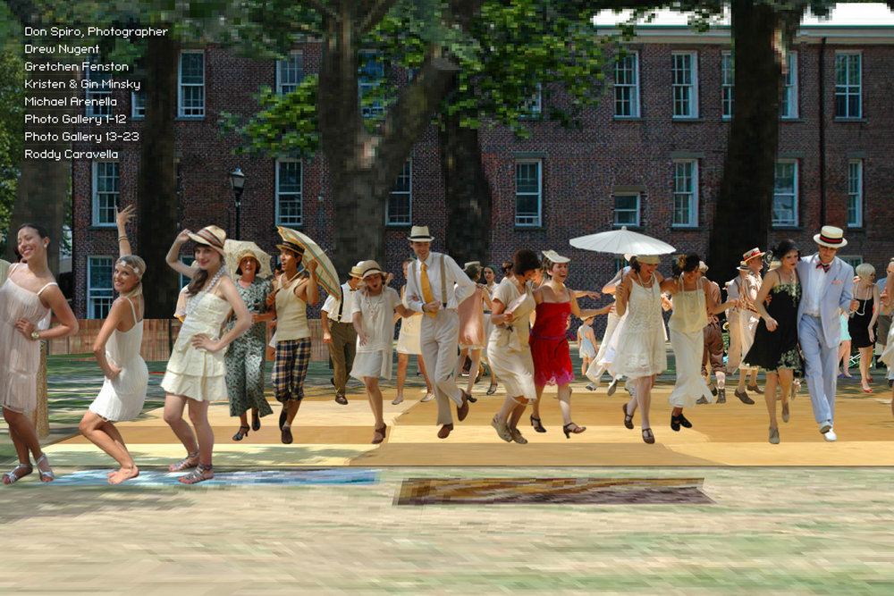 Jazz Age Party Governor's Island
