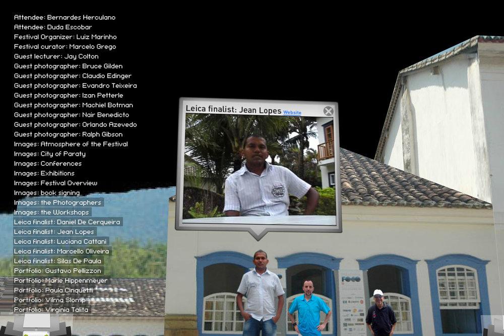 Paraty Em Foco, Photo Festival. Martin Lenclos
