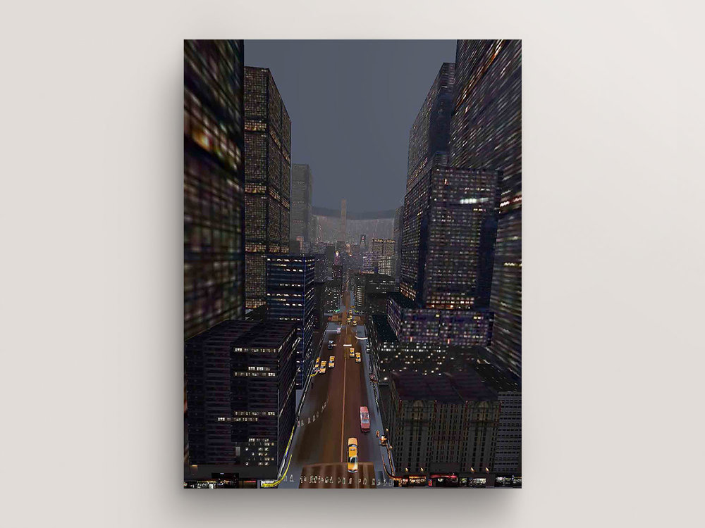 Heritage Capital (New York Exit New York© Series, No. 8)