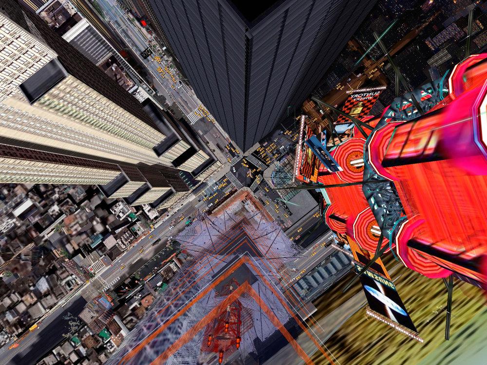 New York Quadrants (New York Exit New York© Series, No. 12)