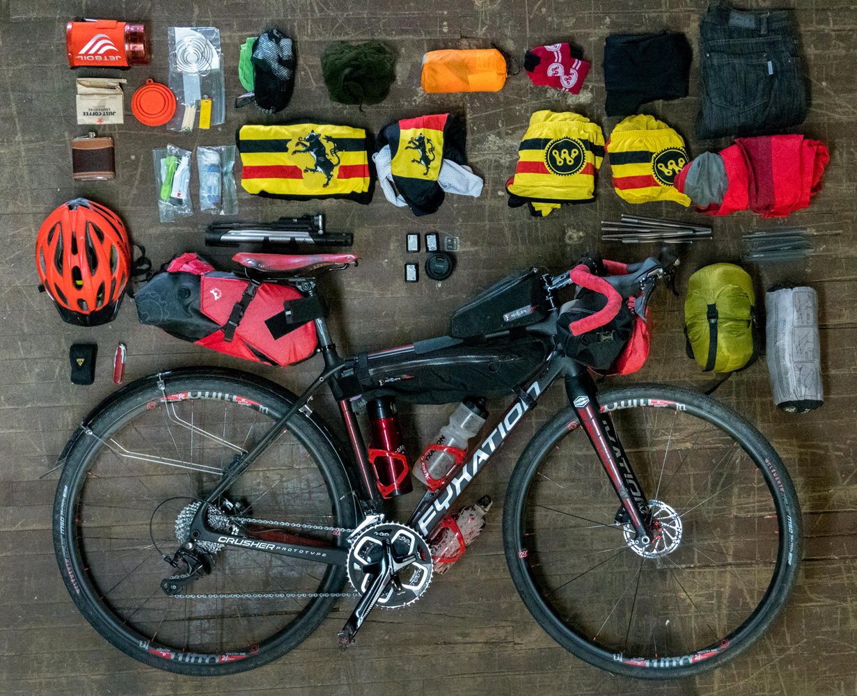 The Details Fyxation Gravel Ride And Bikepacking Trip