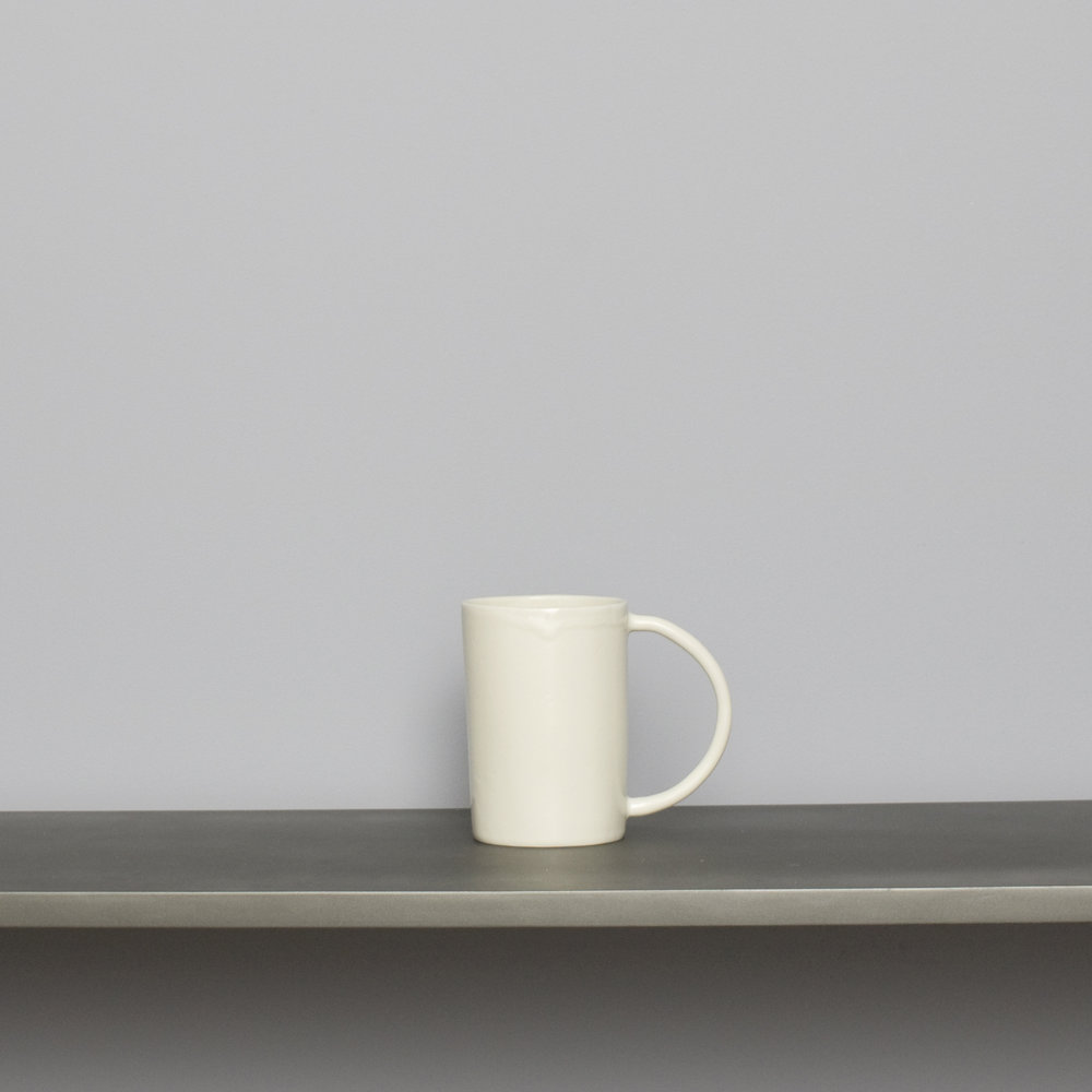 Soft White Esbelta Coffee Mug
