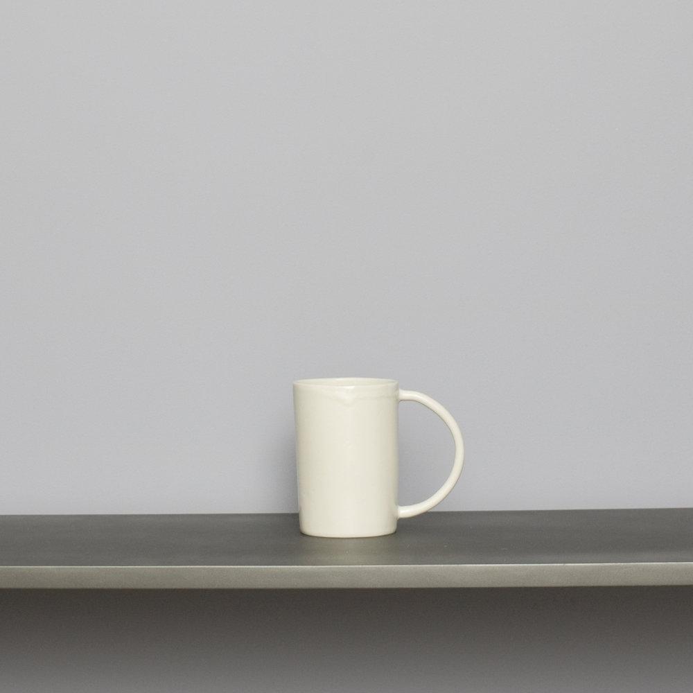 Soft White Esbelta Coffee Mug