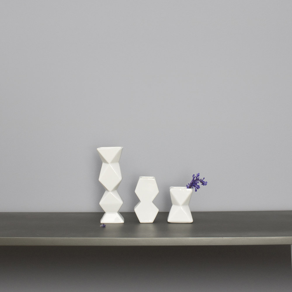 Totem Vases (Set of 3)
