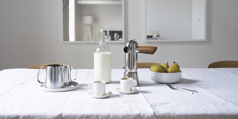Photo of LUSITANO1143 Espresso Cups by Victoria De La Camara for Rue Magazine