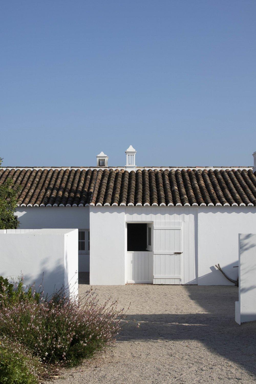 Southern Portugal's Pensão Agricola