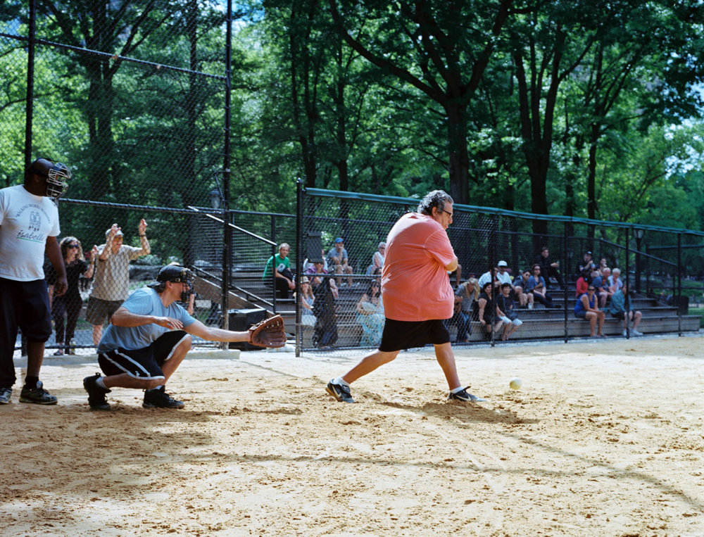Central Park Shit-Talking Softball League