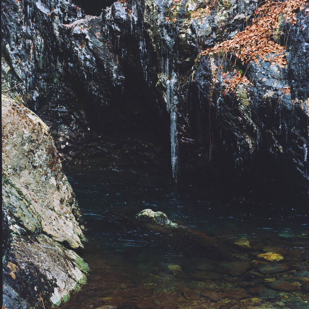 Cedar Run swimming hole