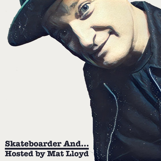 Click the image to take you to skateboarder And...